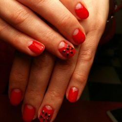 Saucy nails photo