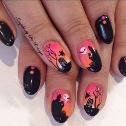 31st october nails photo