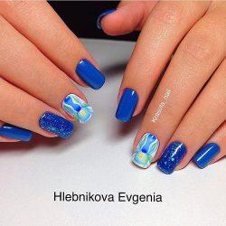 Aquarium nails photo