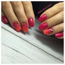 Sexy nails photo