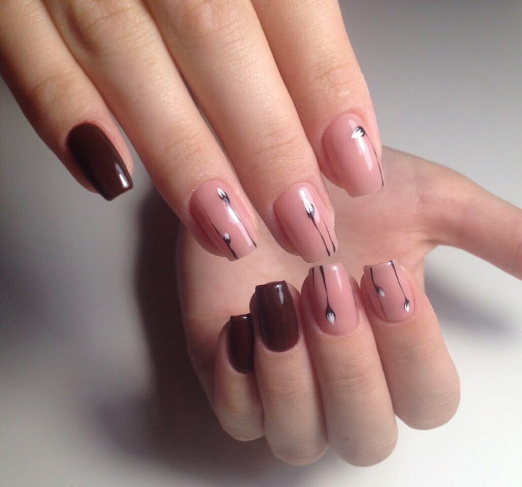 Medium nails