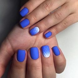 Ideas of ombre nails photo