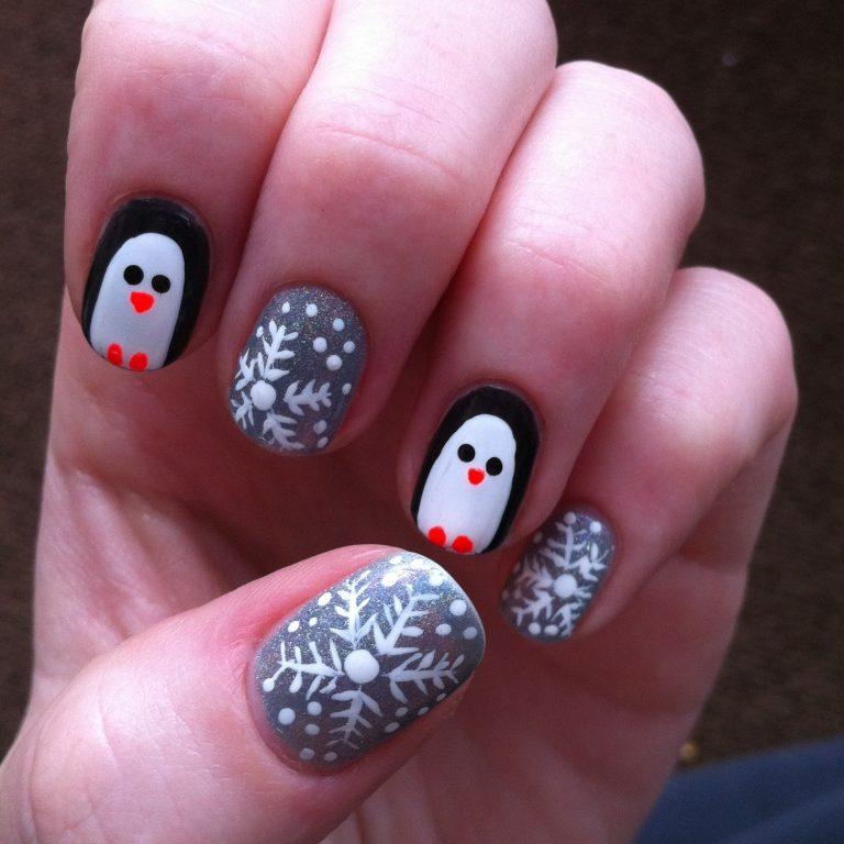 Short nails 2017