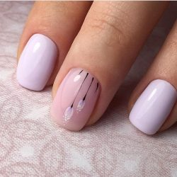 Spring designs for nails photo