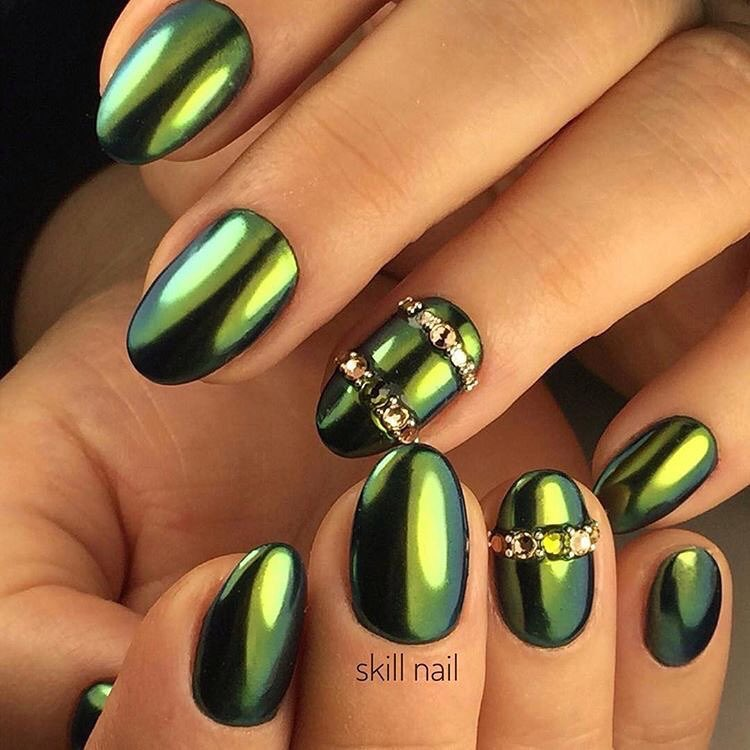 Overflow nails