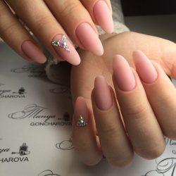 Bridal nails photo
