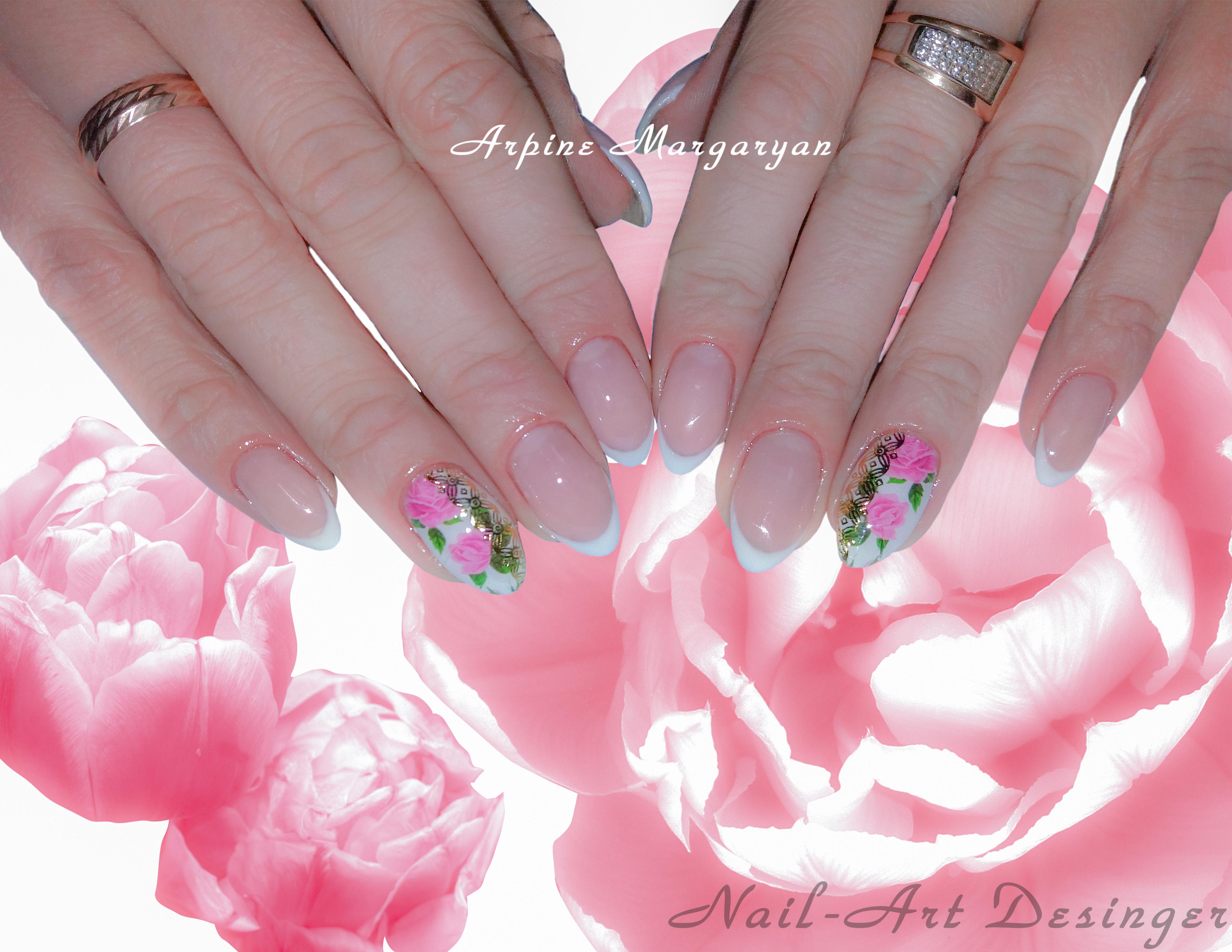 Guest Nail Art 36 - Best Nail Art Designs Gallery | BestArtNails.com