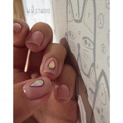 Easy nail designs photo