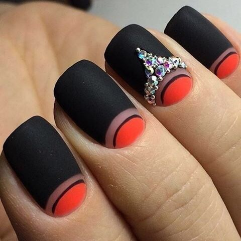 New year nails ideas 2016