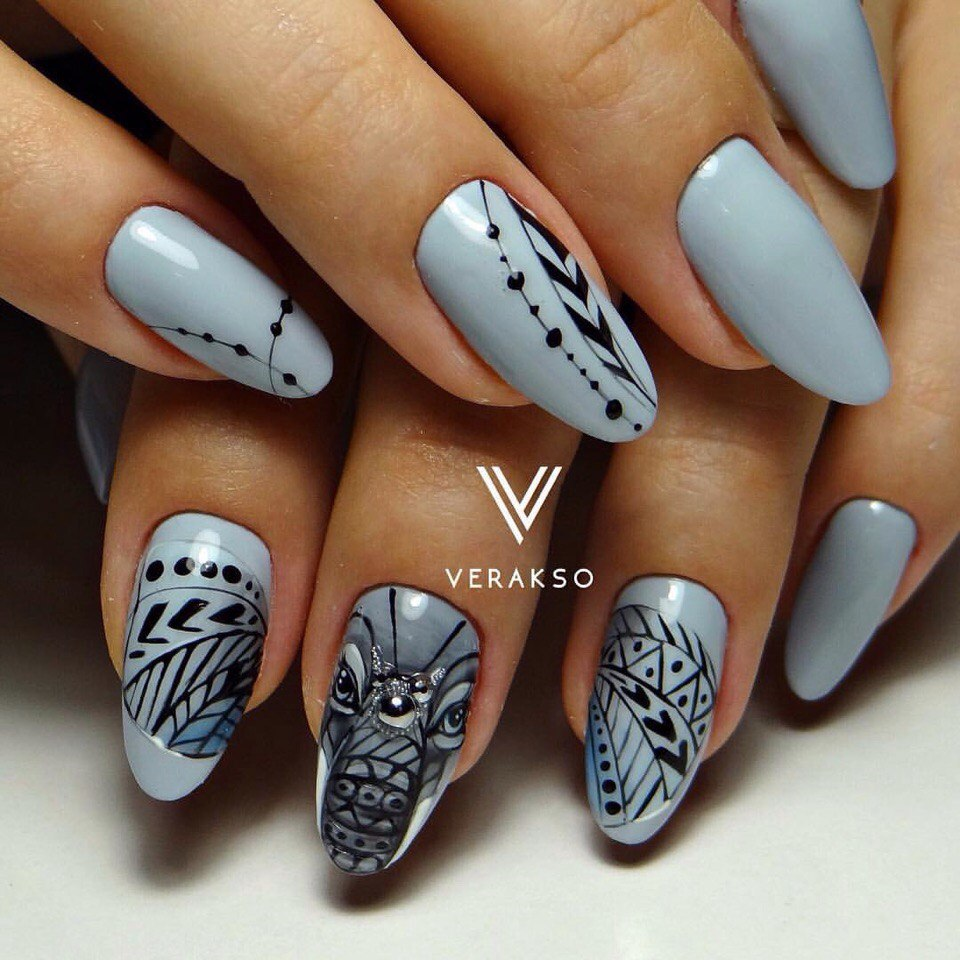 Nail Art 3073 Best Nail Art Designs Gallery Bestartnails