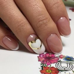 Nails for business lady photo
