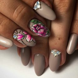 Perfect nails photo