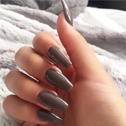 Easy nails for girls photo