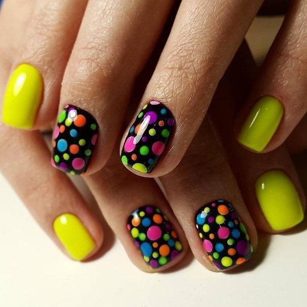 Party nails ideas