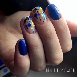 Youth nails photo