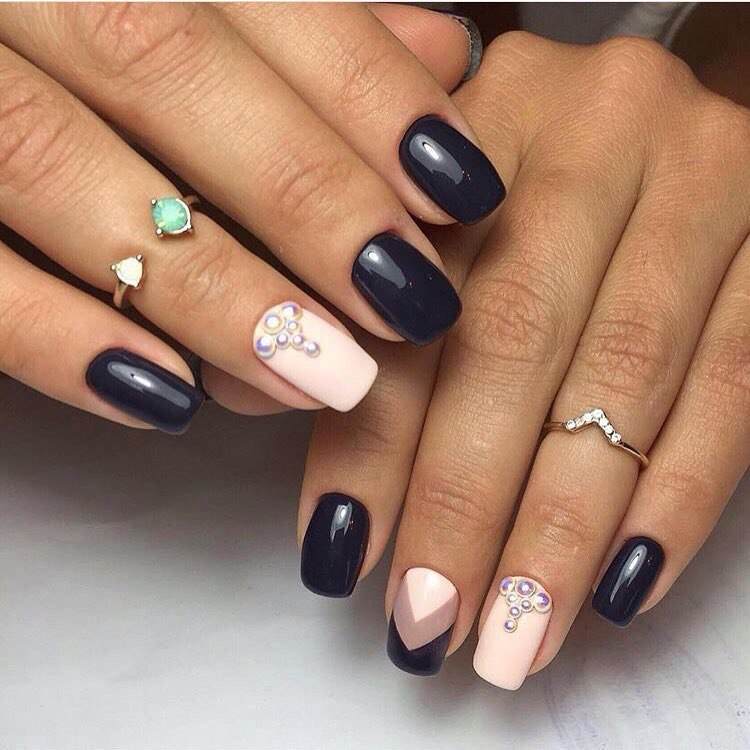 New Year nails 2017 - The Best Images | BestArtNails.com