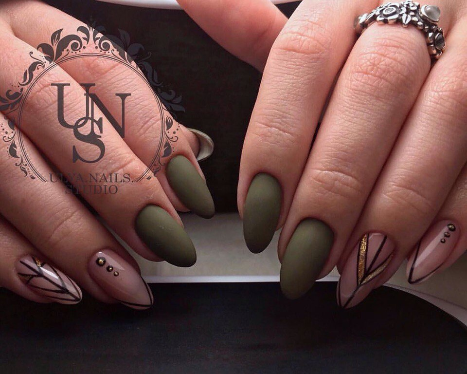 Ideas of winter nails