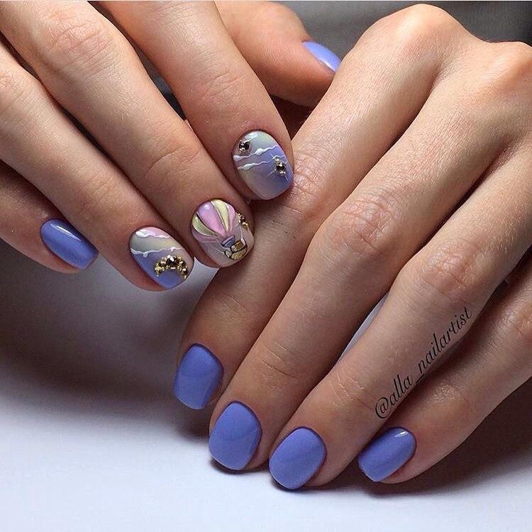 Transition nails