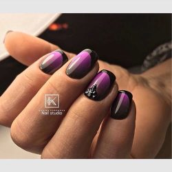 Insanely beautiful nails photo