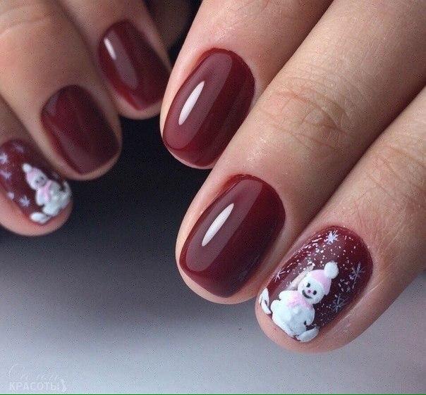 New year nails ideas 2016