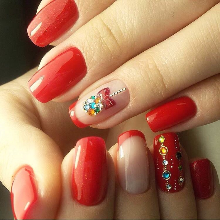 New year nails ideas 2017 - The Best Images | BestArtNails.com