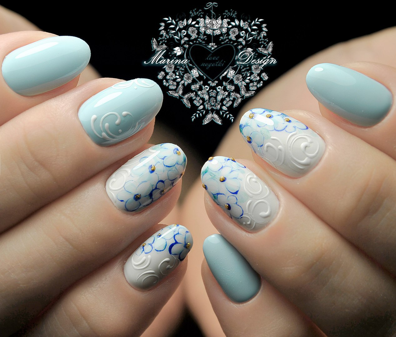 Nail Ideas For April: Best Nail Art Designs Gallery