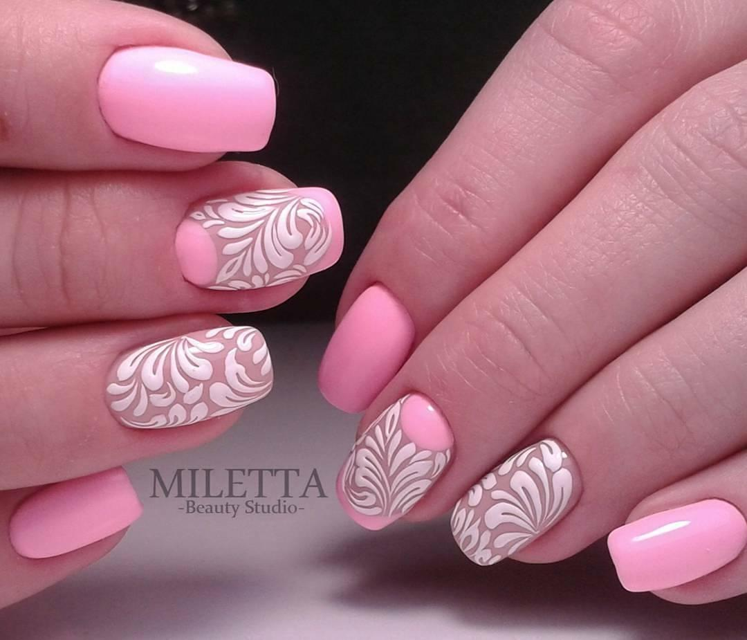 Pattern nails ideas