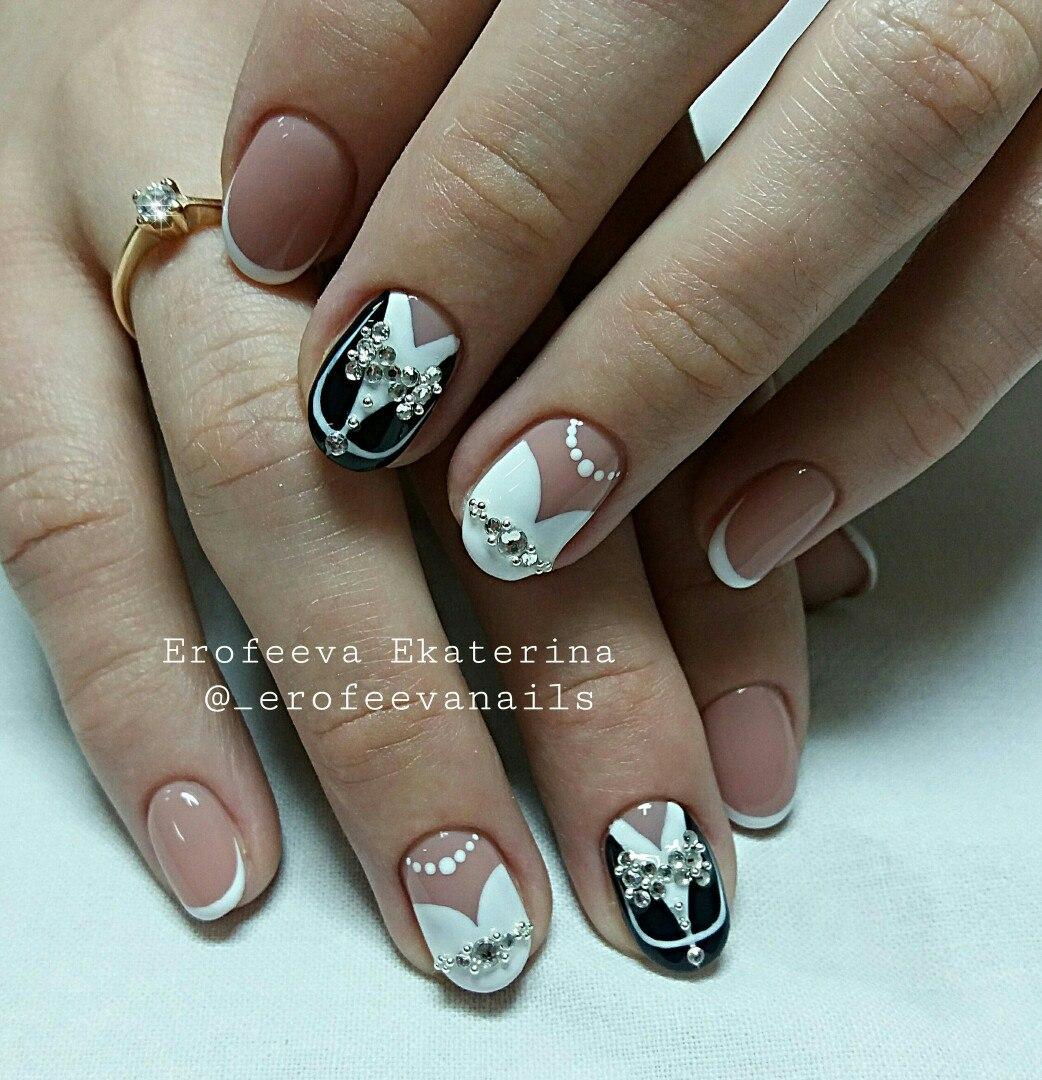 Original wedding nails
