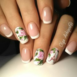 March nails photo