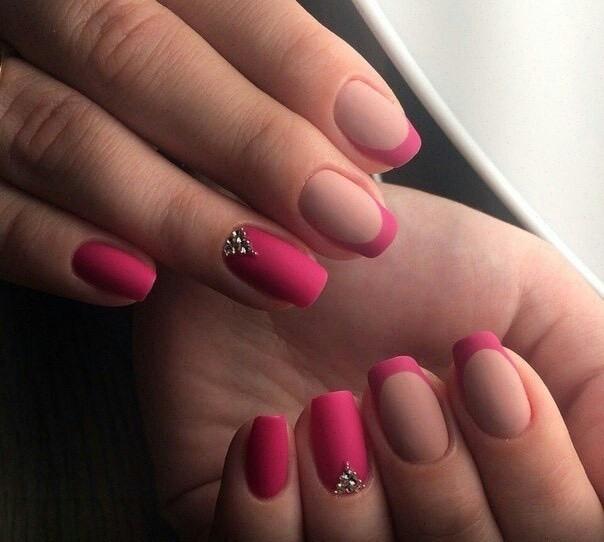 Pink manicure ideas