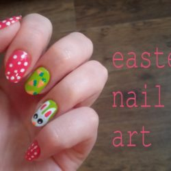 Nails with pictures photo