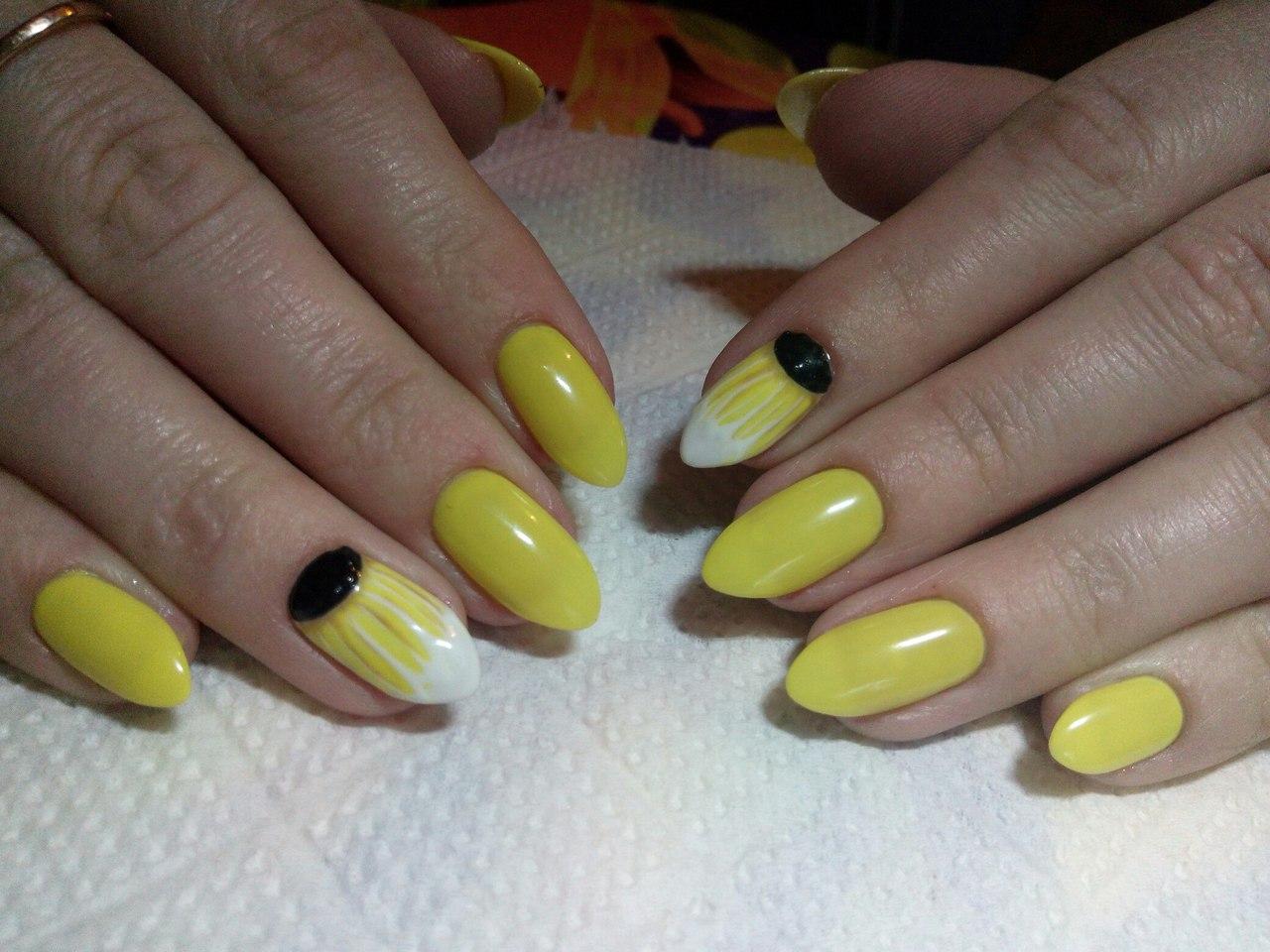 Summer long nails - The Best Images | BestArtNails.com