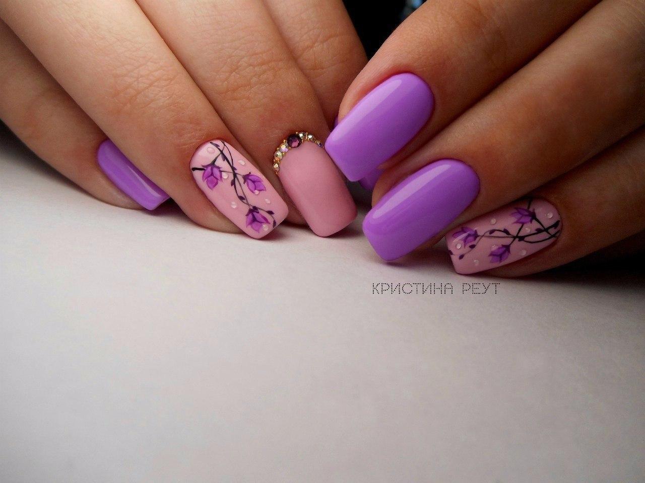 Funky nails - The Best Images | BestArtNails.com