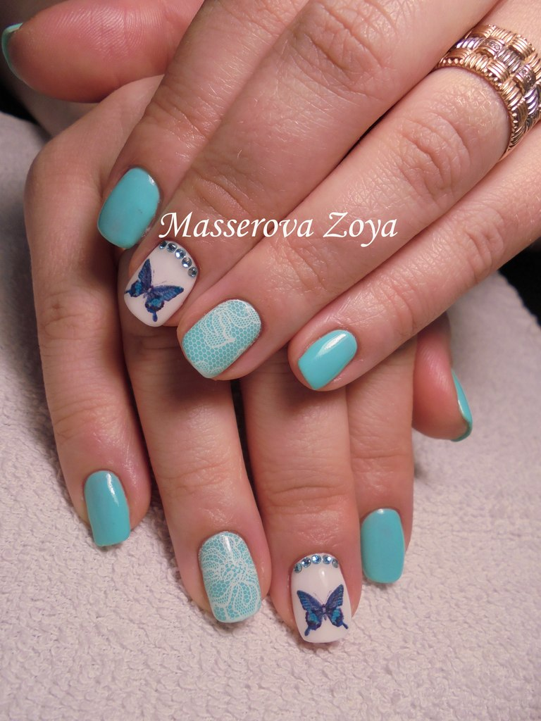Spring Designs For Nails The Best Images Bestartnails