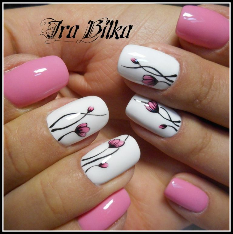Spring nails 2017