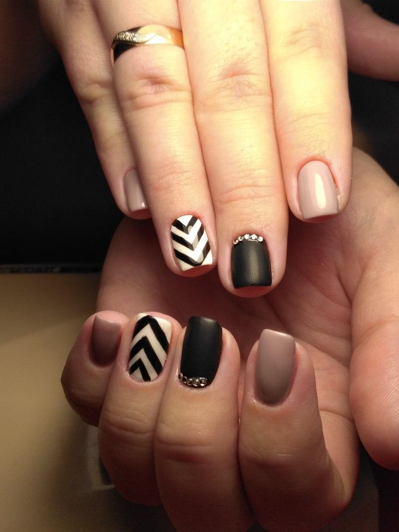 Modern nails photo - Modern Nails - The Best Images Page 2 Of 8 BestArtNails.com