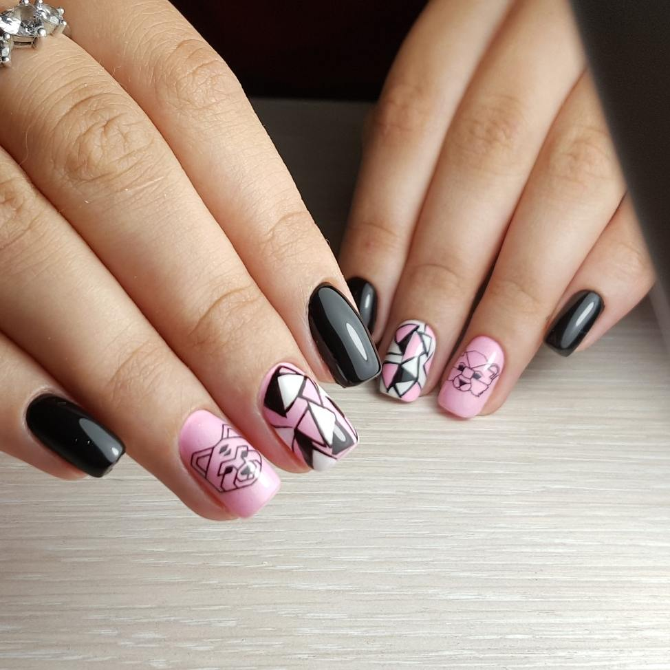 Popular Nail Art Designs: Unique Nail Art Designs 2017: The Best Images, Creative