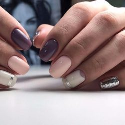 Easy nail designs photo