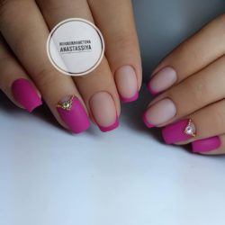 Luxurious nails photo