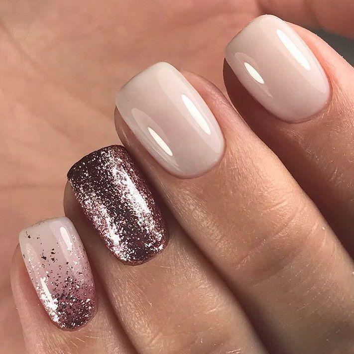 Beige nail art photo - Beige Nail Art - The Best Images BestArtNails.com