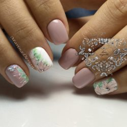 Beautiful nails 2017 photo