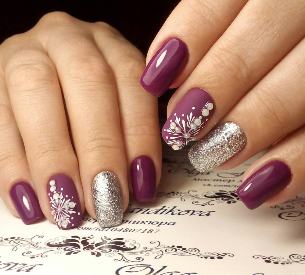 Gel Nail Designs: Best Nail Art Designs Gallery