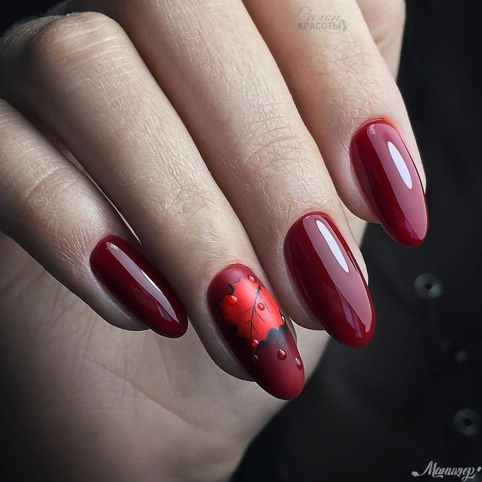 Fall nail ideas - The Best Images | BestArtNails.com