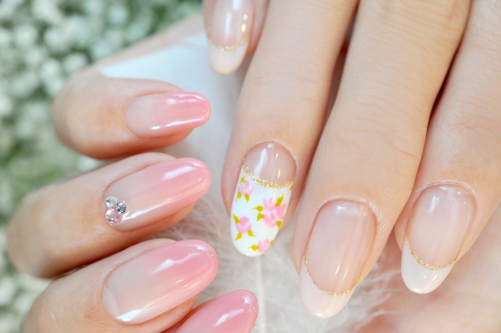 Unusual nails