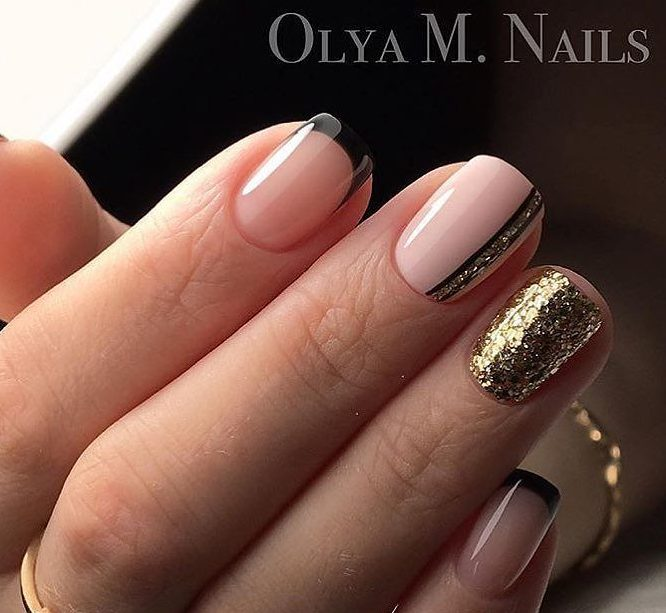 French nail art - The Best Images | BestArtNails.com