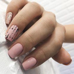 Stylish nails photo