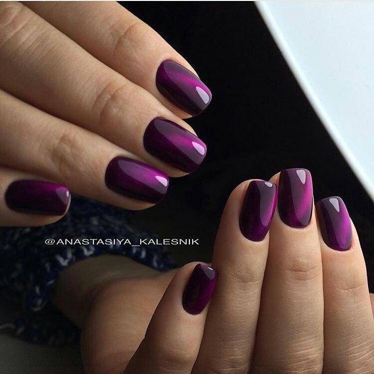 Novelty of fall nails
