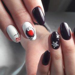 Cute nails photo