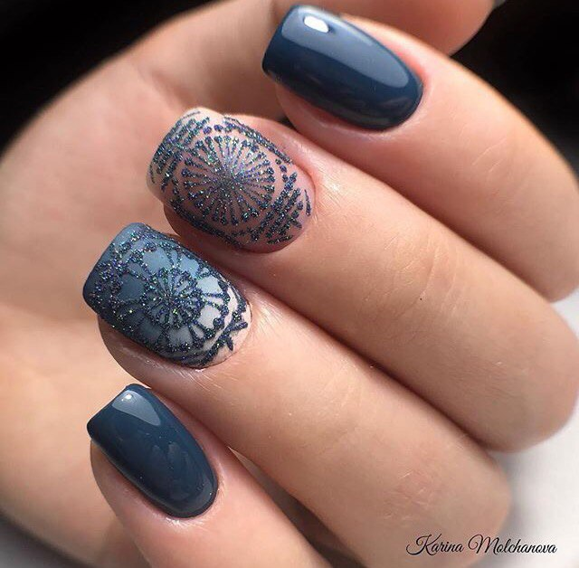 Winter nail designs - The Best Images | BestArtNails.com