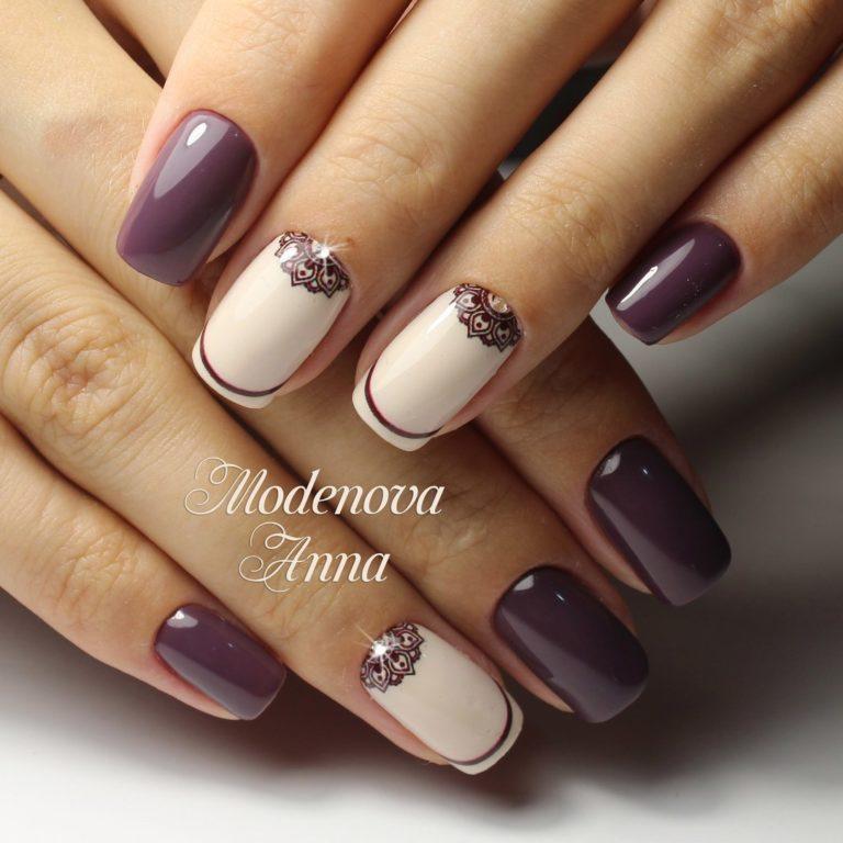Brilliant nails